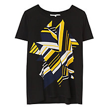 Buy Gerard Darel T-Shirt, Yellow Online at johnlewis.com