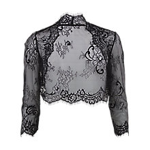 Buy Gina Bacconi Chantilly Scalloped Lace Bolero Online at johnlewis.com