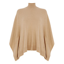Buy Oasis High Neck Poncho Online at johnlewis.com