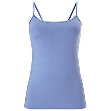 Buy Phase Eight Satin Trim Camisole Top Online at johnlewis.com
