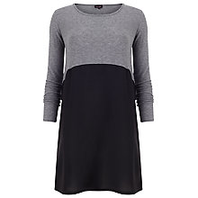 Buy Phase Eight Willow Woven Tunic Dress Online at johnlewis.com