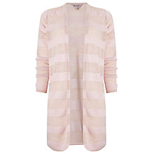 Buy Phase Eight Chloe Self Stripe Cardigan Online at johnlewis.com
