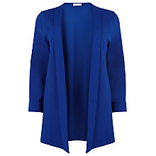 Buy Windsmoor Ponte Jacket, Bright Blue Online at johnlewis.com