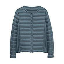 Buy Mango Quilted Coat Online at johnlewis.com