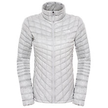 Buy The North Face Thermoball Women's Jacket, Grey Online at johnlewis.com