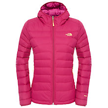 Buy The North Face Mistassini Hooded Women's Jacket, Plum Online at johnlewis.com