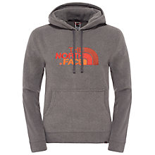 Buy The North Face Drew Peak Hoodie, Grey Online at johnlewis.com