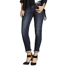 Buy Mint Velvet Madison Skinny Jeans, Blue Online at johnlewis.com