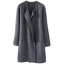 Buy Wrap London Imogen Wool Coat Online at johnlewis.com