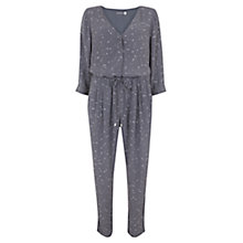 Buy Mint Velvet Gwen Print Jumpsuit, Multi Online at johnlewis.com