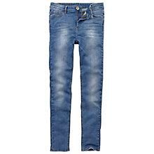 Buy Fat Face Opal Blue Superskinny Jeans, Denim Online at johnlewis.com