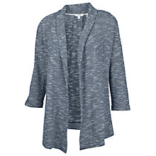 Buy Fat Face Callington Textured Cover Up, Navy Online at johnlewis.com