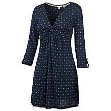 Buy Fat Face Camille Triangle Geo Tunic, Navy Online at johnlewis.com