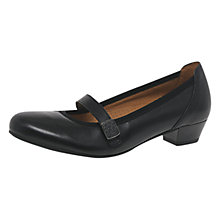 Buy Gabor Copse Wide Mary Jane Court Shoes Online at johnlewis.com
