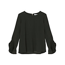 Buy Gerard Darel Bertrand Blouse, Green Online at johnlewis.com