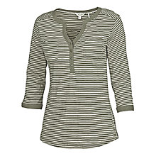 Buy Fat Face Wickham Stripe Tee Online at johnlewis.com