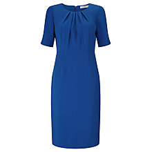 Buy John Lewis Lauren Shift Dress, Blue Online at johnlewis.com