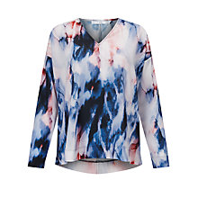 Buy John Lewis Capsule Collection Onyx Print Top, Multi Online at johnlewis.com