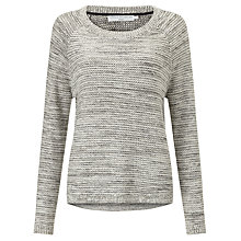 Buy John Lewis Capsule Collection Space Dye Raglan Jumper, Multi Online at johnlewis.com