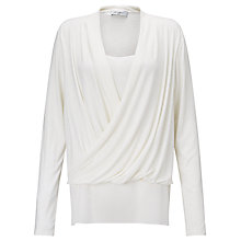 Buy John Lewis Capsule Collection Jersey Drape Top Online at johnlewis.com