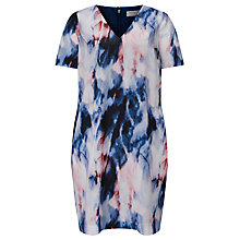 Buy John Lewis Capsule Collection Anna Onyx Print Dress, Multi Online at johnlewis.com
