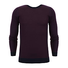 Buy Ted Baker Lewcat Colour Block Jumper Online at johnlewis.com