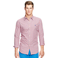 Buy Polo Ralph Lauren Long Sleeve Sport Shirt Online at johnlewis.com