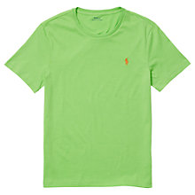Buy Polo Ralph Lauren Short Sleeve T-Shirt Online at johnlewis.com