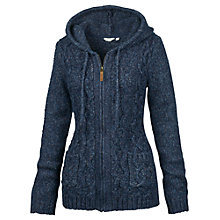 Buy Fat Face Alicia Cable Zip Thru Cardigan Online at johnlewis.com