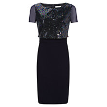 Buy Fenn Wright Manson Venus Sequin Dress, Navy Online at johnlewis.com