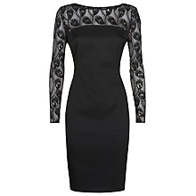 Buy Fenn Wright Manson Torey Dress, Black Online at johnlewis.com