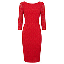 Buy Fenn Wright Manson Floella Dress, Red Online at johnlewis.com