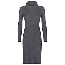 Buy Fenn Wright Manson Phoebe Jumper Dress, Gunmetal Online at johnlewis.com