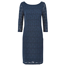 Buy Fenn Wright Manson Floella Dress, Teal Online at johnlewis.com