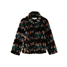 Buy Gerard Darel Bigolo Coat, Green Online at johnlewis.com