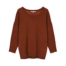 Buy Gerard Darel Beauce Jumper, Camel Online at johnlewis.com