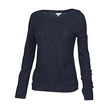 Buy Fat Face Fylie Flecked Jumper Online at johnlewis.com