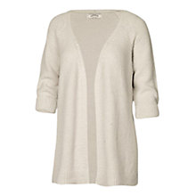 Buy Fat Face Haywood Textured Edge To Edge Cardigan Online at johnlewis.com