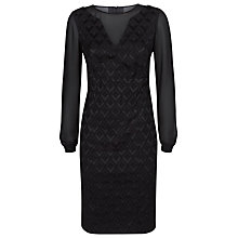 Buy Fenn Wright Manson Sasha Dress, Black Online at johnlewis.com