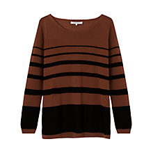 Buy Gerard Darel Bomba Jumper, Camel Online at johnlewis.com