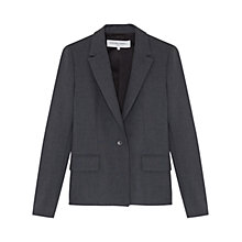 Buy Gerard Darel Brune Jacket, Grey Online at johnlewis.com