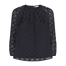 Buy Fenn Wright Manson Una Top, Black Online at johnlewis.com