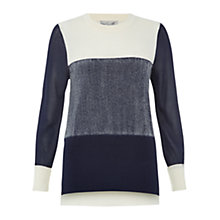 Buy Fenn Wright Manson Grigio Jumper, Grey Online at johnlewis.com