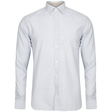 Buy Ted Baker T for Tall Bluefin Circle Print Shirt Online at johnlewis.com