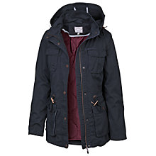 Buy Fat Face Evesham Hooded Jacket Online at johnlewis.com