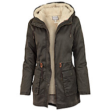 Buy Fat Face Dorset 2 In 1 Jacket, Chocolate Online at johnlewis.com