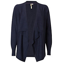 Buy White Stuff Victoria Falls Cardigan, Ink Wash Online at johnlewis.com