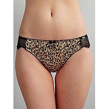 Buy Somerset by Alice Temperley Alice Leopard Brazilian Briefs, Multi Online at johnlewis.com