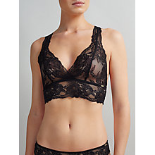 Buy Somerset by Alice Temperley Coco Lace Crop Top Online at johnlewis.com
