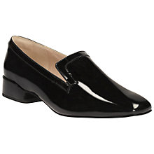 Buy Clarks V&A Swixties Leather Ball Shoes Online at johnlewis.com